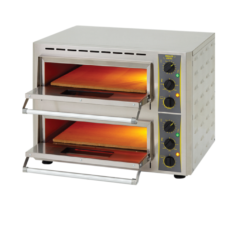 Roller Grill PZ 430 D Double Infrared Pizza Oven