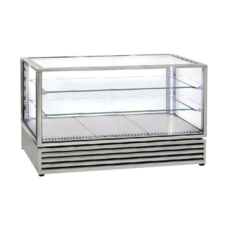 Roller Grill CD 1200 Ventilated & Refrigerated Display Double Glazed