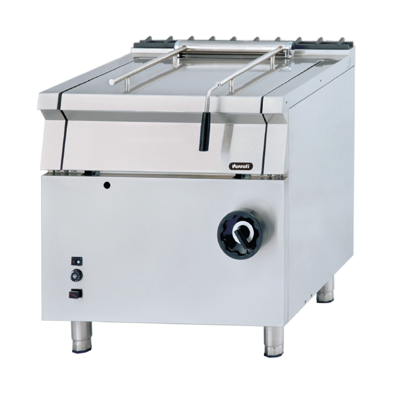 Nayati NGTP 8-75 MR Gas Tilting Braising Pan ~ 12 Kw