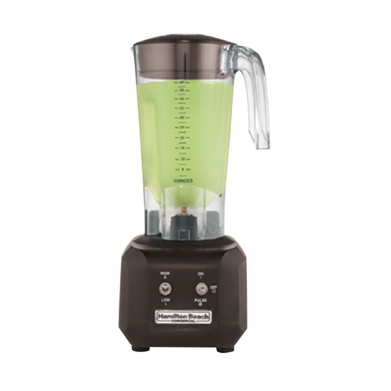 Hamilton Beach Commercial HBB250-CE  3/4 HP Rio® Bar Blender 1.25L
