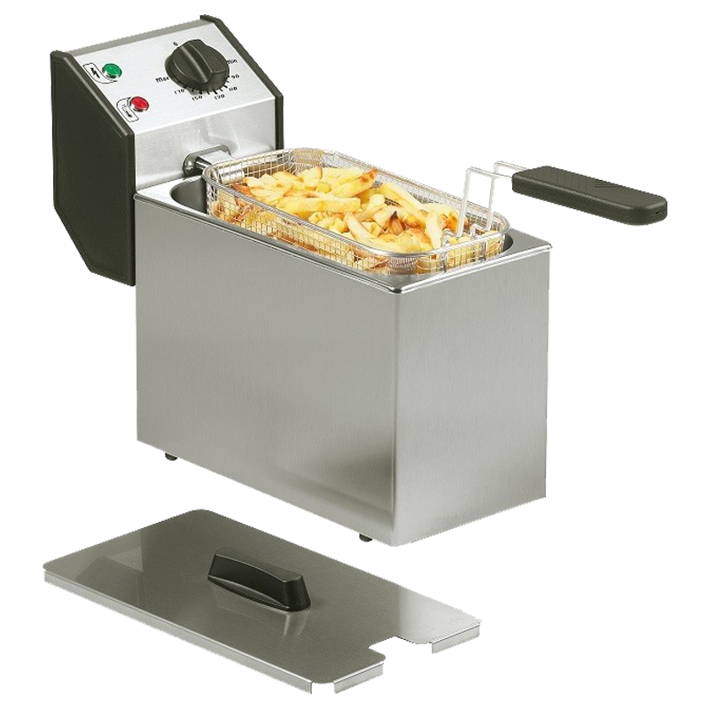 Roller Grill FD 50 Single Deep Fryer 5L