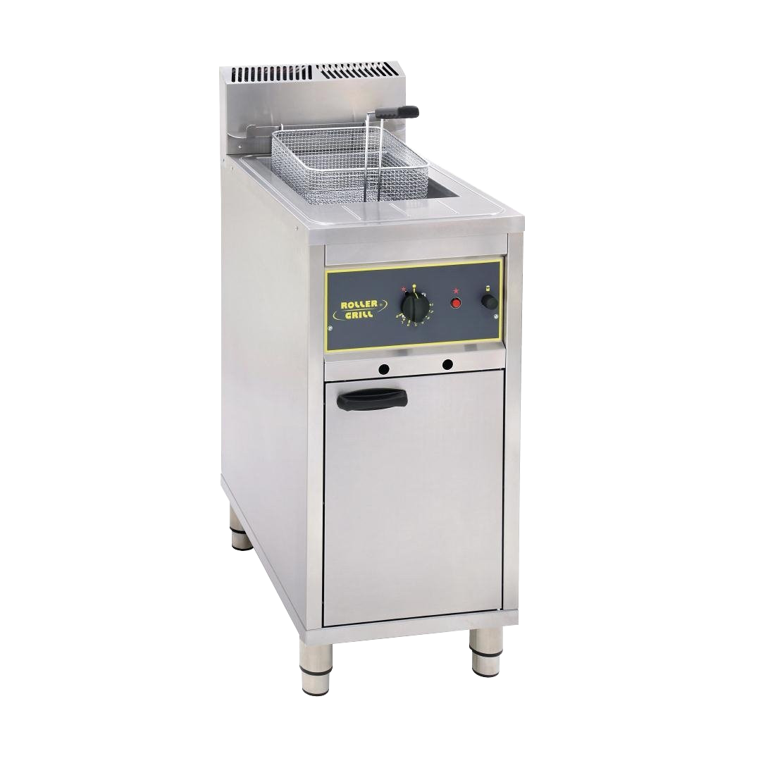 Roller Grill RFG 16 Gas Fryer On Cabinet 16L