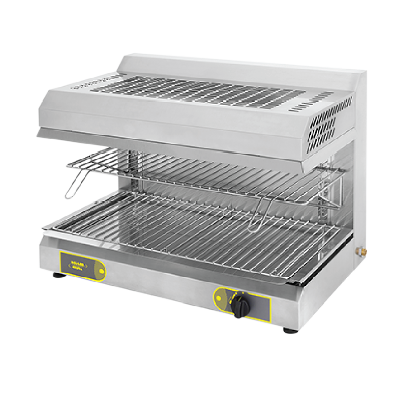Roller Grill SEF 800 Q Electric Salamander With Fixed Top