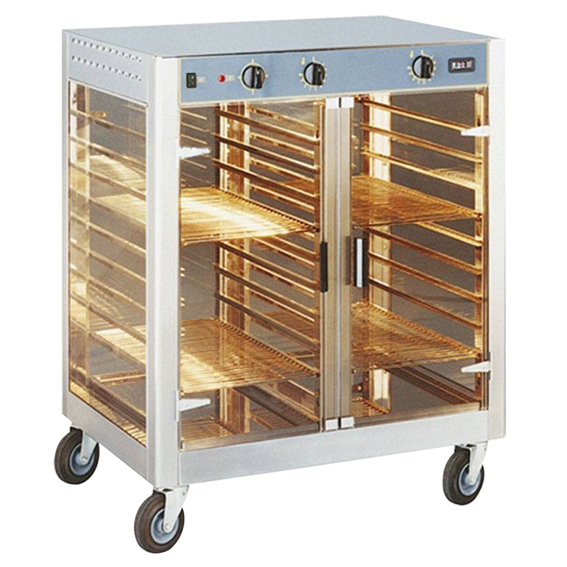 Roller Grill RE 2 Ventilated Heated Showcase For RBE 25